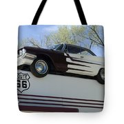 Route 66 De Soto  Tote Bag