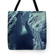 Ice Snow In Austria Mountain   Tote Bag