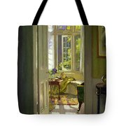 Interior Morning  Tote Bag