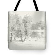 Landscape - Late 19th-early 20th Century Tote Bag