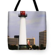 Lions Lighthouse For Sight Tote Bag