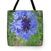 Lovely Purple Close-up Tote Bag