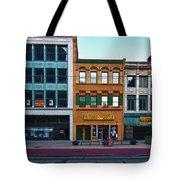 Main Street Decay 11429 Tote Bag