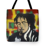 Marley Soul Guitar Tote Bag