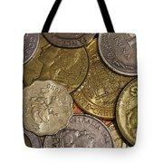Money Money Money Tote Bag