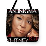 No Bread Crumbs Along The Way-whitney Tote Bag
