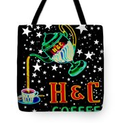 Out Of This World Coffee Tote Bag