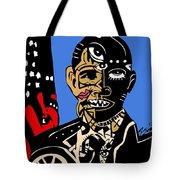 President Barack-obama Full Color Tote Bag