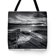 Red Rock Beach Tote Bag