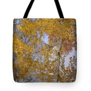 Reflecting Cedar Tote Bag