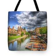 River Cam - Cambridge Tote Bag