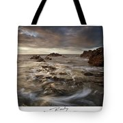 Rocky - At Trearddur Bay Tote Bag