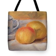 Still Life With Blue Cup Nature Morte A La Tasse Bleue Tote Bag