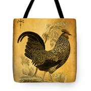Thanksgiving Rooster Tote Bag