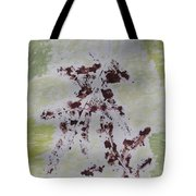 Two Old Leaves Tote Bag