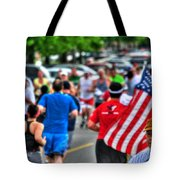 0001 Buffalo Marathon Series 2012  Tote Bag