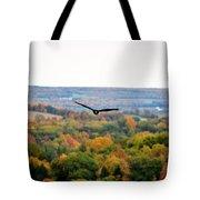 001 Letchworth State Park Series  Tote Bag