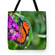 001 Making Things New Via The Butterfly Series Tote Bag