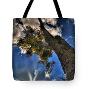 001 Reaching For The Sky Tote Bag