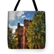 001 The 74th Regimental Armory In Buffalo New York Tote Bag