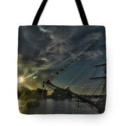 001 Uss Niagara 1813 Series Tote Bag