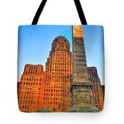 001 Wakening Architectural Dynamics  Tote Bag