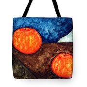 Still Life With Apples I Tote Bag