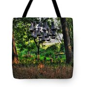 002 Bat Homes Tote Bag