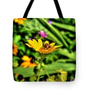 002 Busy Bee Series Tote Bag