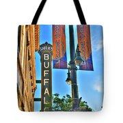 002 Sheas Buffalo Tote Bag
