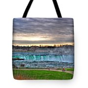 002 View Of Horseshoe Falls From Terrapin Point Series Tote Bag
