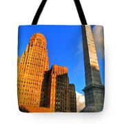002 Wakening Architectural Dynamics Tote Bag