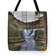 0024 Letchworth State Park Series Tote Bag