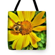 003 Busy Bee Series Tote Bag