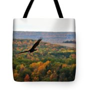 003 Letchworth State Park Series  Tote Bag