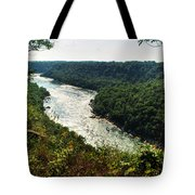 003 Niagara Gorge Trail Series  Tote Bag