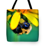 003 Sleeping Bee Series Tote Bag