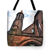 003 St. Paul's Cathedral Tote Bag