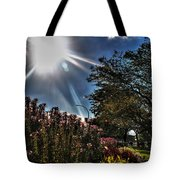 003 Summer Sunrise Series Tote Bag