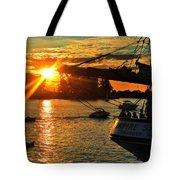 004 Empire Sandy Series Tote Bag