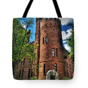 004 The 74th Regimental Armory In Buffalo New York Tote Bag
