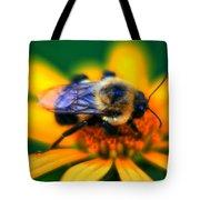 005 Sleeping Bee Series Tote Bag