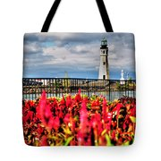 005 Summer Sunrise Series Tote Bag