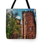 005 The 74th Regimental Armory In Buffalo New York Tote Bag