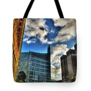 005 Wakening Architectural Dynamics Tote Bag