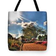 006 Summer Sunrise Series Tote Bag