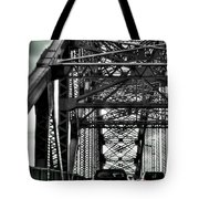 008 Grand Island Bridge Series Tote Bag