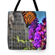 008 Making Things New Via The Butterfly Series Tote Bag