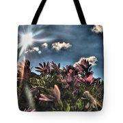 008 Summer Sunrise Series Tote Bag