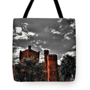 008 The 74th Regimental Armory In Buffalo New York Tote Bag